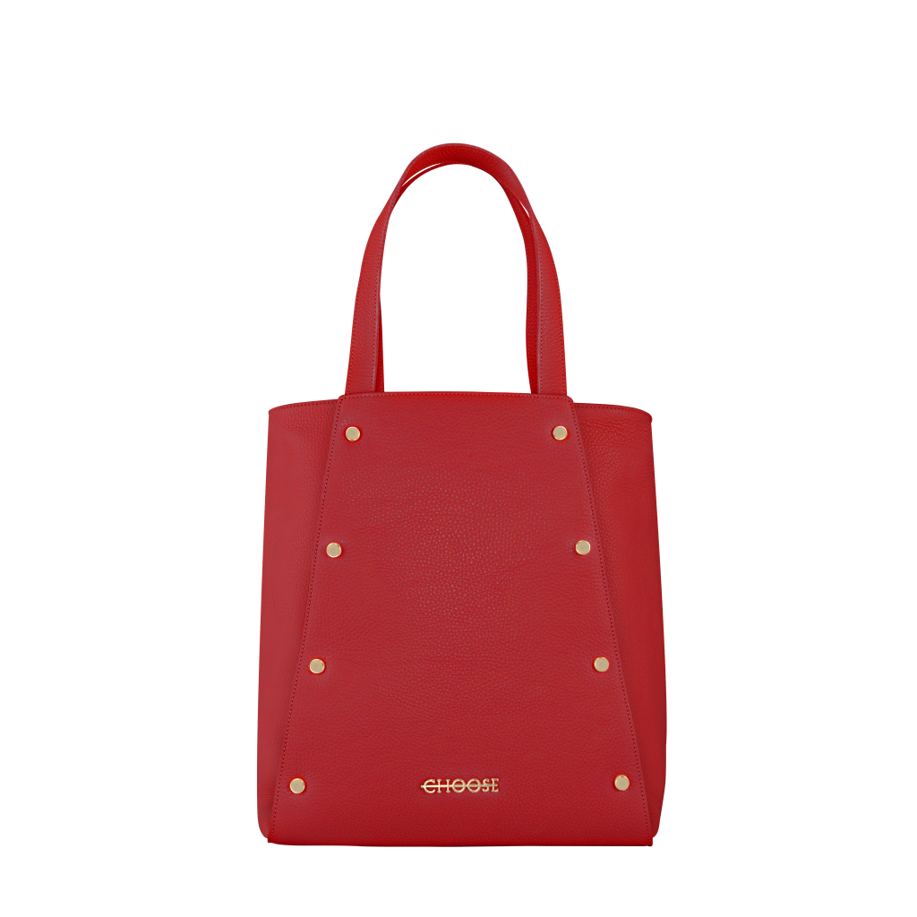 Mary + Anne – pelle red + pelle red